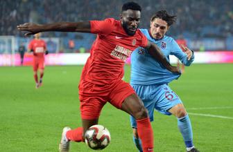 Kupada Trabzonspor'a Ümraniye çelmesi
