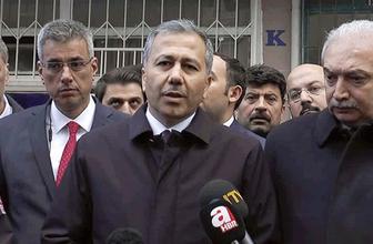 Vali Yerlikaya'dan 'çöken bina' ile ilgili flaş açıklama
