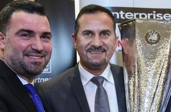 UEFA Avrupa Ligi kupası yeniden İstanbul'da