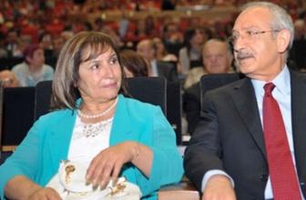 Selvi Kılıçdaroğlu cerrahi operasyon geçirdi