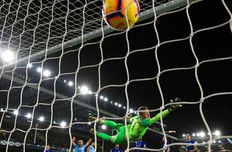 Manchester City, Cenk Tosun'u üzdü zirveye yerleşti