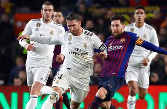 Kral Kupası'ndaki El Clasico'da gülen olmadı