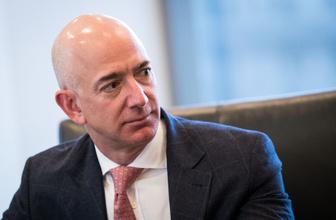 Ünlü milyarder Jeff Bezos'a çıplak fotoğraf  şantajı
