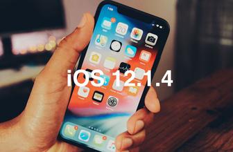 iOS 12.1.4 güncellemesi FaceTime hatasını ortadan kaldırdı