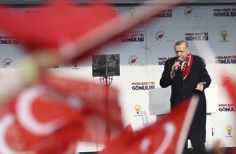 Erdoğan 'Gerekirse tanzim satışları belediyelerin eliyle kurarız'