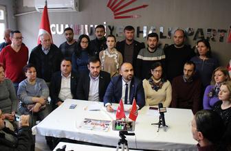 CHP Çorlu'da deprem! İçimiz acıyor deyip bastılar istifayı