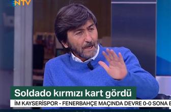 Rıdvan Dilmen'den sert tepki: Hakem maçı katletti