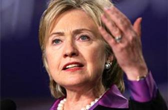 Hillary Clinton, İstanbul'a geldi