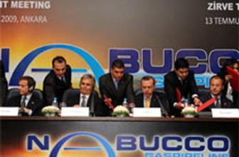 Nabucco'da ilk kazma 2011'de vurulacak