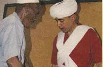 Obama'nın Müslümanlığının kanıtıdır