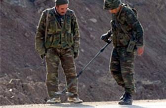 Şırnak'ta mayın patlaması: 1 yaralı