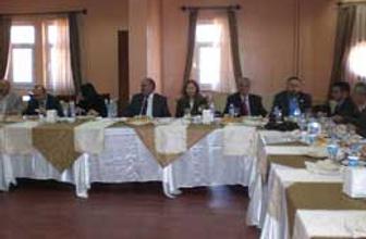 Kars'ta SGK reformları anlatıldı