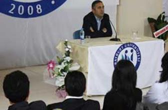 Bayburt Üniversitesi Babahanı ağırladı