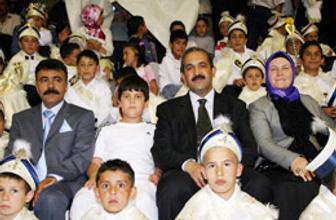Sivas Belediyesi de sünnet şöleni