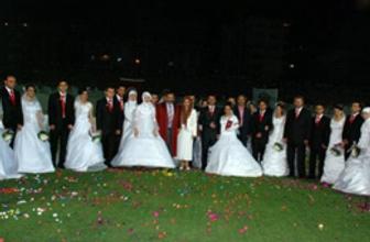 Ergani'de 40 çift nikah kıyacak