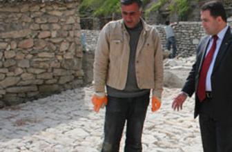 Safranbolu sokakları restore ediliyor