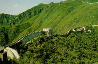 Çin seddi 20 metre daha uzadı