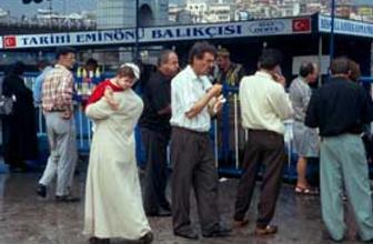Türk halkının ekonomi endişesi