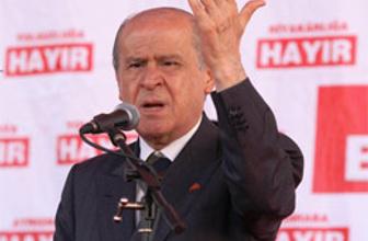 Bahçeli Erdoğan'ın gizli niyetini söyledi