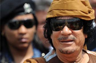 Kaddafi'den Arap Birliği çağrısı