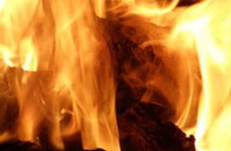 Düzce'de yangın!