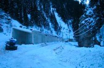 Ovit Tüneli için sondaja başlandı