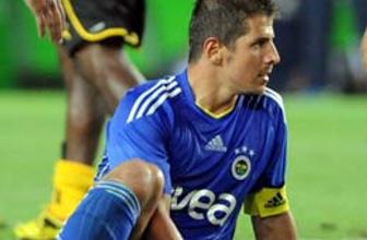 Fenerbahçe'de sakatların durumu