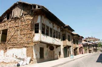 Malatya'nın kagir binaları korunacak