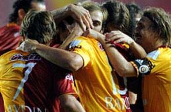 Galatasaray'a golle 'Anıl'dı
