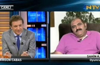 Porno yıldızı NTV ekranlarında
