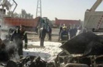 Irak'taki sivil ölümlerinde azalma