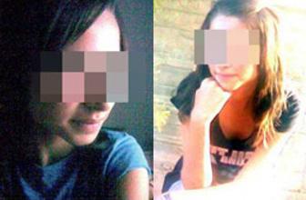2 genç kızı seks kölesi yaptılar!