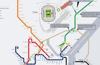 Telekom Arena'ya nasıl gidilir?