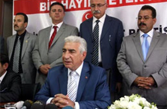 MHP'li Bal'dan tahliyelere sert sözler