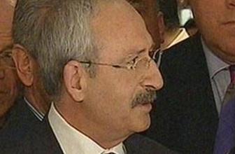 Kılıçdaroğlu'ndan Gül'e destek
