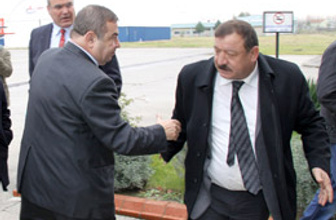 CHP'li Altay'dan karşılama fırçası