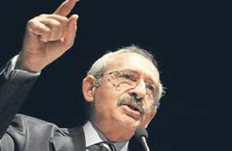 CHP yargı paketini yargıya taşıyor