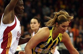 Derbinin galibi yine Fenerbahçe oldu