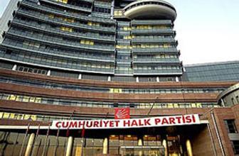 CHP'den deprem etkisi yaratacak karar