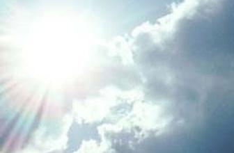 Güneşe aldanmayın sizi yanıltabilir!