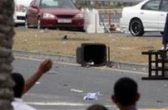Bahreyn'in başkenti yeni çatışmalara sahne oldu