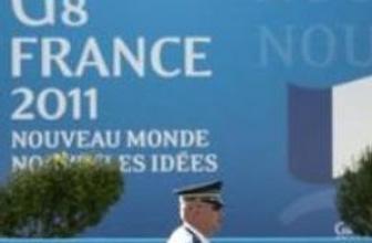 G8 zirvesinde gündem Arap Baharı