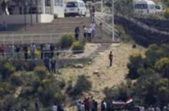 İsrail, Naksa gününde Golan'da ateş açtı