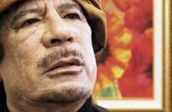 Kaddafi'nin kafasındaki korkunç plan