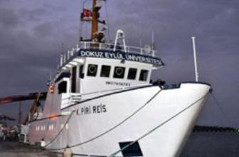 Reis'in Doğu Akdeniz'de işi çabuk bitti