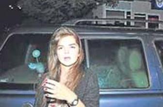 Pelin Karahan polise sığındı