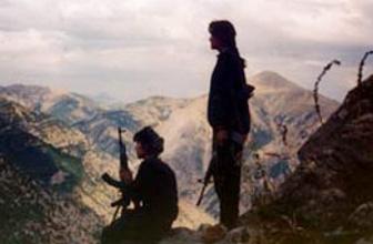 PKK'nın 'hırslı manyağı' topun ağzında