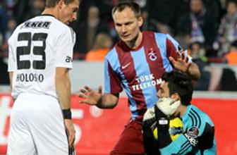 Trabzonspor hakemlere isyan etti