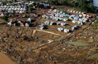 Filipin sellerinde ölü sayısı 1,500 civarında