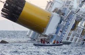 Batan geminin görüntüleri yayınlandı